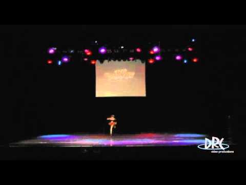 APRIL 30   TORONTO, ON   'NEW YORK, NEW YORK', MACKENNA PEARCE   JOANNE CHAPMAN SCHOOL OF DANCE OVERALL MINI SOLOIST 1
