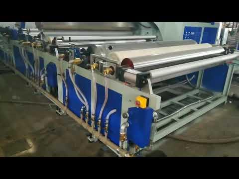 Cudowna Linia do produkcji folii bąbelkowej / pęcherzykowej 2-warstwowej KR92
