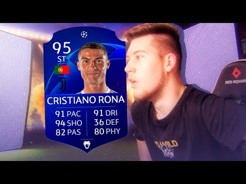 ИКОНА + ЛЧ РОНАЛДУ В ПАКЕ || ICON IN A PACK || RONALDO IN A PACK