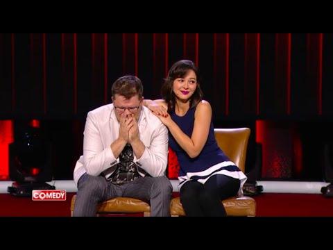 Гарик Харламов и Марина Кравец – Важное семейное решение (Comedy Club)