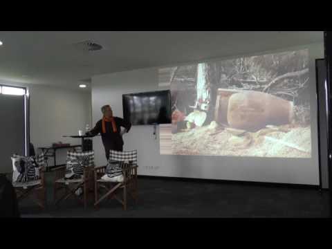 Artentwine Symposium - Marcus Tatton
