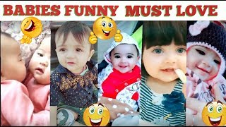🌕Babies Funny Must Love🏂🏂Baby Funny Video🏂🏂#Viral🌍#Musically#Vigovideo#Tiktok#Whatsapp Status