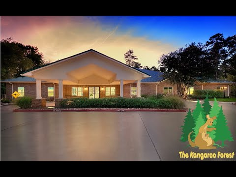 The Kangaroo Forest Early Childhood Center - For Sale in the heart of The Woodlands