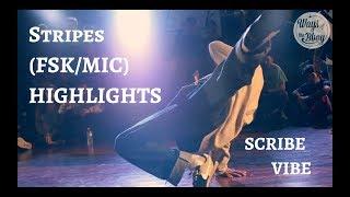 Stripes (Flipside Kings/Main Ingredientz) @ Scribe Vibe 2017! Like/...