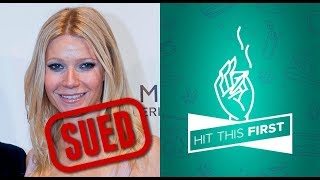 HIT THIS FIRST!! Gwyneth Paltrow Sued for a Hit & Ski!!