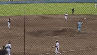 【野球】2016.10.30 桑田真澄 投球@青森市営球場