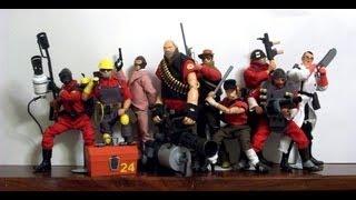 Поигрушки за снайпера в Team Fortress 2!