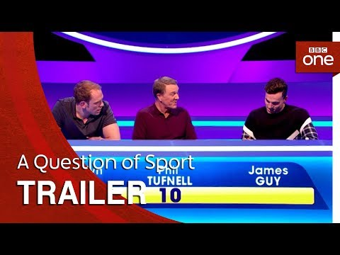 A Question of Sport - Trailer: BBC One