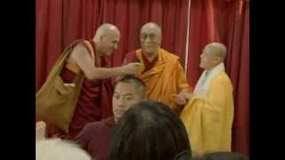 quany au service du dalai lama