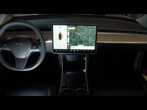 The Genius Behind the Tesla Model 3 Air Vents