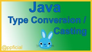 Java Type Conversions and Type Casting - int to double - double to int - Appficial