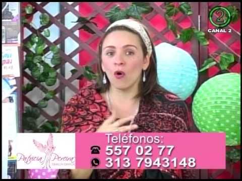 Patricia Pereira en PATRICIA TE ACONSEJA - Nick Name TV ...