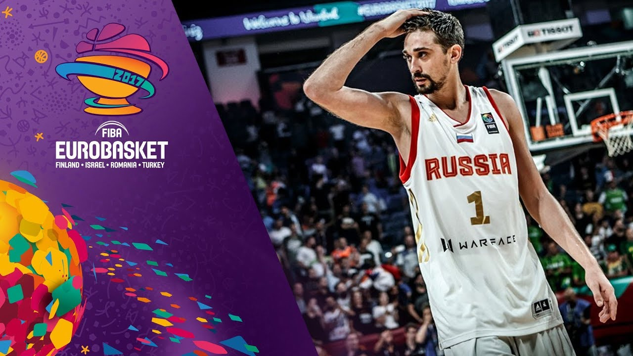 Aleksei Shved (33pts) with another epic EuroBasket performance