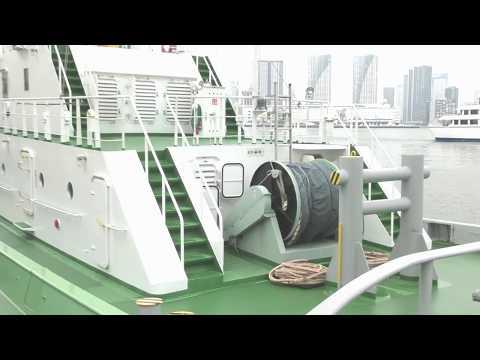 Harbour tug タグボート