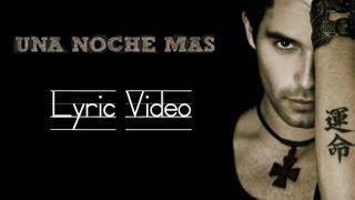Agustin Arguello - Una noche más (Lyric video) YouTube Videos