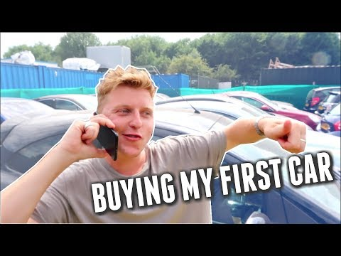 BUYING MY FIRST CAR   SeanElliottOc