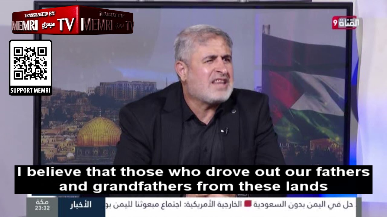 Hamas Official Talal Nassar Blasts Muslims Who Offered Condolence to Israel Following Meron Stampede