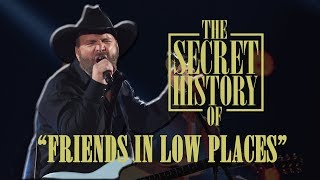 It's true! the #friendsinlowplaces we know and love could have been so different! #garthbrooks made it famous, but not before #georgestrait passed on recordi...