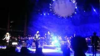 Fifth Day - The Airborne Toxic Event w/ The Colorado Symphony Orchestra-Live at Red Rocks-9/20/2012