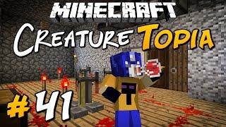TASTE TEST - Minecraft: CreatureTopia Ep.41