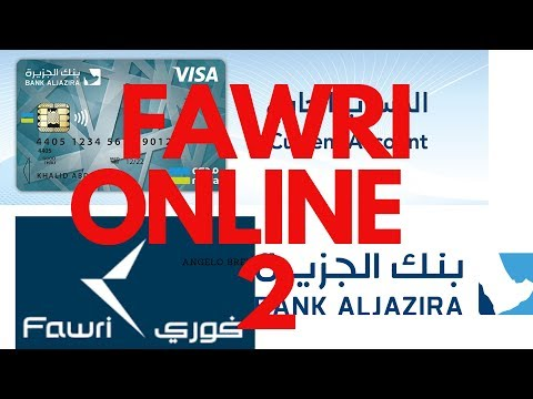 Fawri online registration and fawri online account opening