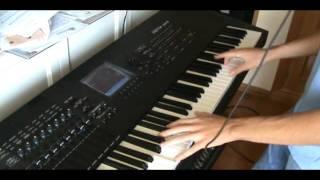 Deltoya- Fito & Fitipaldis (piano solo cover)