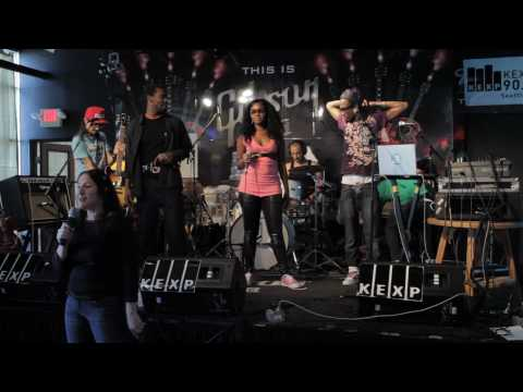 Choc Quib Town - El Bombo (Live on KEXP)