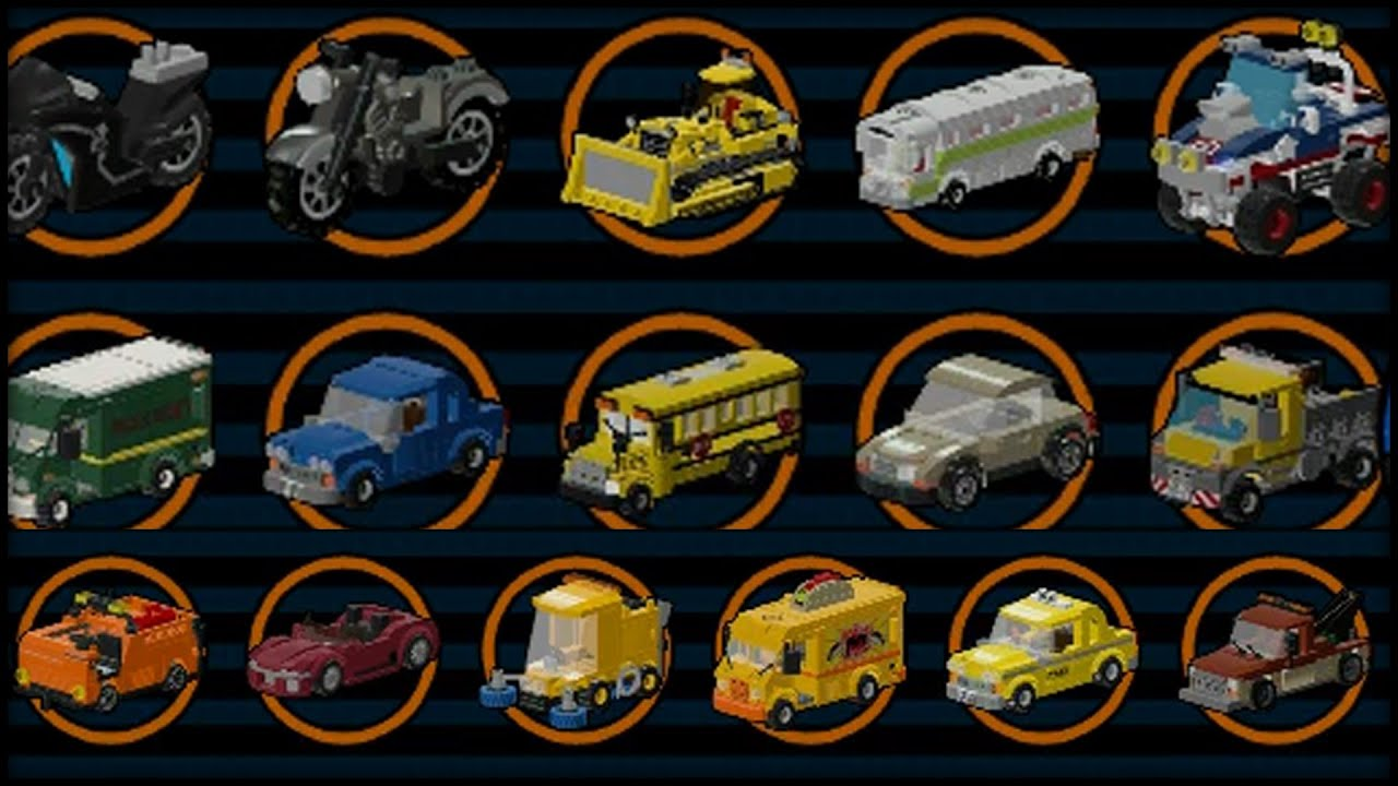 marvel lego vehicles