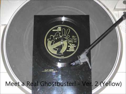 Meet a Real Ghostbuster - Ver. 2