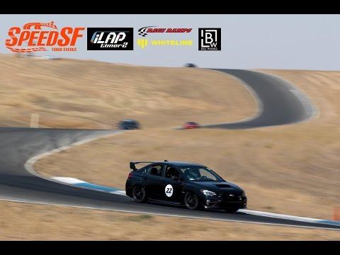 Thunderhill 3 Mile (East) 9/5 - Best Lap - 2016 STI