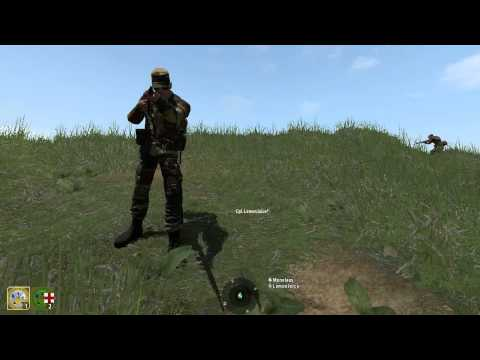 Rhodesian Rumble (JANFU Arma 2)