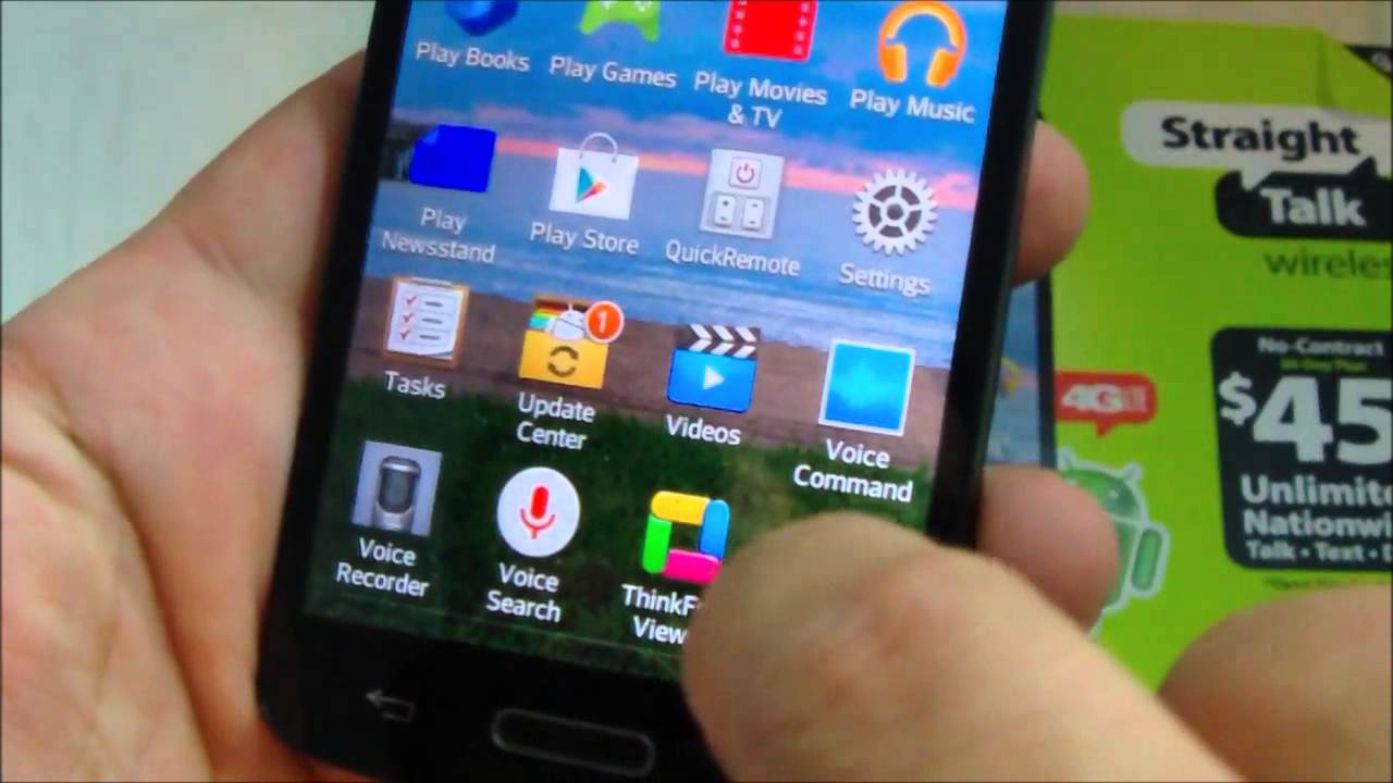 Straight Talk LG Access LTE Review