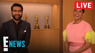 Live From E! -  2019 Oscar Nominations Live Stream and More | E! News