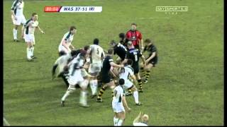 Riki Flutey, against Wasps