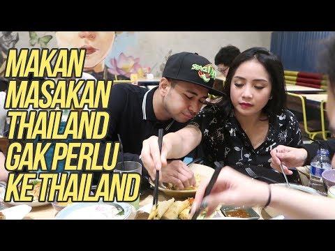 REVIEW MAKANAN THAILAND