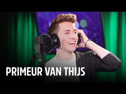 Thijs Pot - Feel The Love   live bij Evers Staat Op