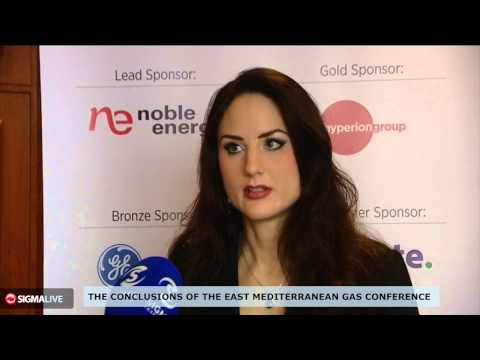 The conclusions of the East Mediterranean Gas Conference