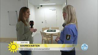 Se Maria låsa in sig på nya Kronobergshäktet - Nyhetsmorgon (TV4)