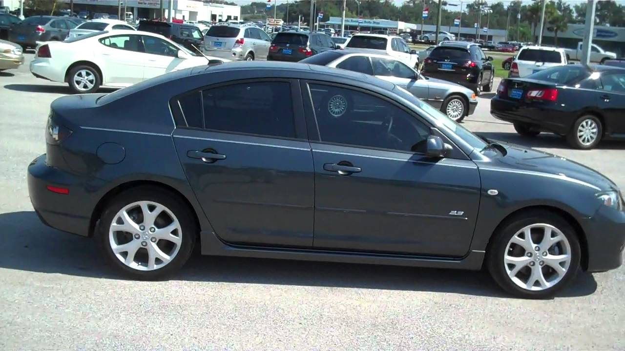 2009 mazda3 grand touring super clean low miles youtube. Black Bedroom Furniture Sets. Home Design Ideas