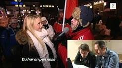 """Rachel Nordtømme """"rapporterer"""" for Senkveld"""