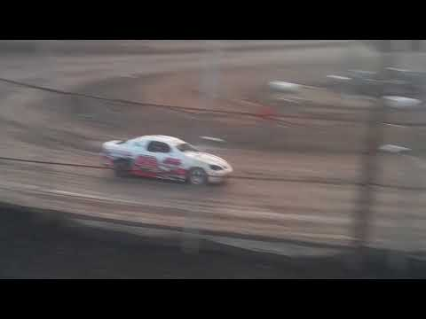 Hornet Heat 1 Flip Macon Speedway