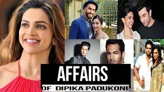 Deepika Padukone's  love affairs I Nihar pandya I Yuvraj Singh I Siddharth Malaya I
