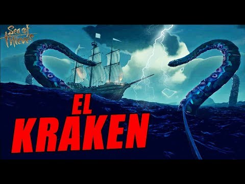 LA BATALLA CONTRA EL KRAKEN!!! - Sea Of Thieves - Nexxuz