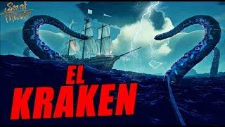 LA BATALLA CONTRA EL KRAKEN!!! - Sea Of Thieves - Nexxuz
