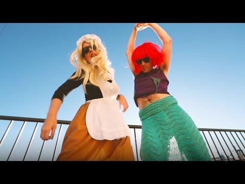 Ladilla Rusa - Princesas (VIDEOCLIP + lyrics)