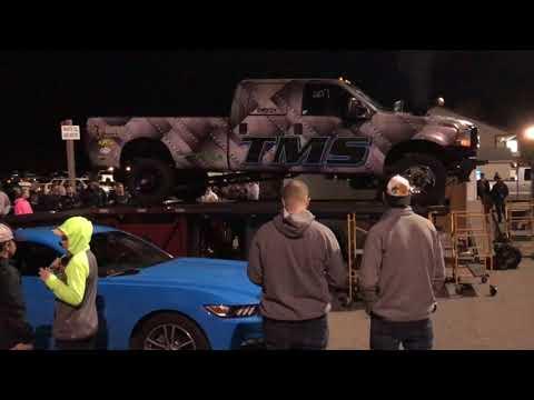 603 Diesels Season Closer 2017 - TMS Diesels sled puller dyno run