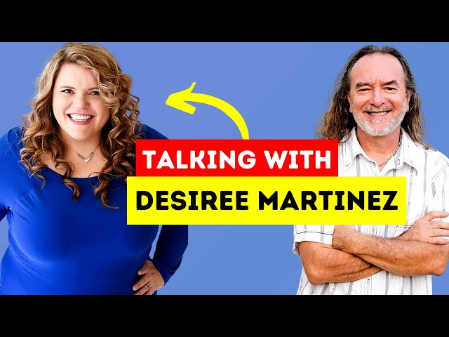 Getting 10,000 Subscribers - Growing Your YouTube Channel - Desiree Martinez