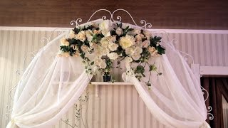 видео арки на свадьбу