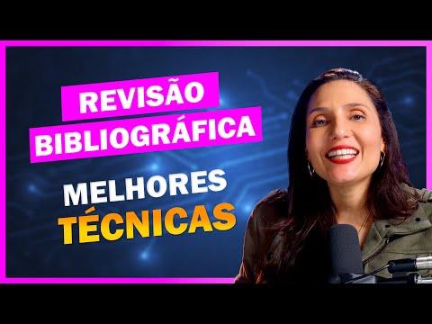 Видео Revisão de literatura artigo