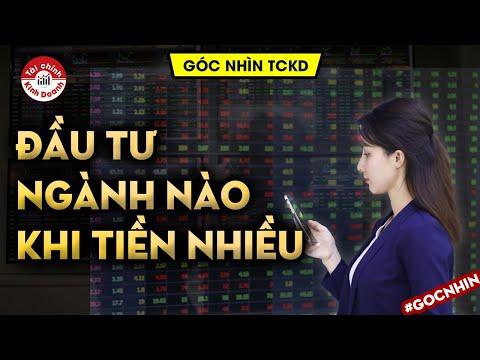 F0 CHẤP HẾT, đầu tư ngành nào khi tiền quá nhiều: Phương pháp đầu tư theo chu kỳ - Góc nhìn TCKD